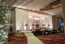 International Concept Wedding by Skenoo Hall Emporium Pluit by IKK Wedding