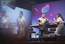 Build Discipleship Confrence by MC by Trid Sumiarto