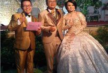 The Wedding of Yusuf and Christina Deasy by Samuel Tandio MC