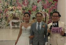 The wedding of Eko Darminto and Lingga Pangestuan by Samuel Tandio MC