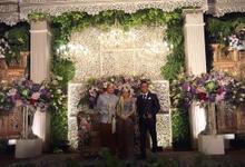 Wedding Dhanu & Retno by MC - Michael Giovani