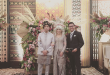 Wedding Irfan & Abira by MC - Michael Giovani