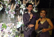 Wedding Reception of Michelle & Arif by MC Nirmala Trisna