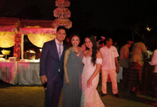 Tropical Wedding of Sonya and Mark  by MC Nirmala Trisna