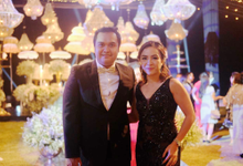 Exquisite Wedding of Jack and Fraya by MC Nirmala Trisna