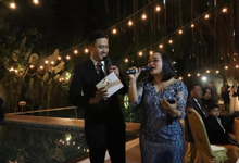 Wedding of Sabil & Eqi by MC Risda Yogyanita