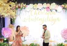 Cherlivia Birthday and Farewell Party by MC Samuel Halim