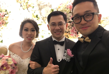 Wedding of Edgard & Carolina by MC Samuel Halim