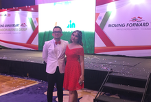 Indoin Business Group Anniversary (INDIA) by MC Samuel Halim