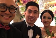 Wedding Nathan & Belinda by MC Samuel Halim