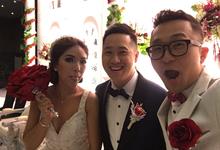 Wedding William & Rika by MC Samuel Halim