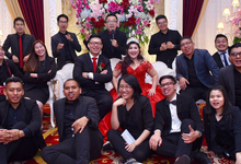 Wedding Naldo & Monica by MC Samuel Halim