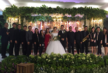 Wedding of Ferdinand & Priscillia by MC Samuel Halim