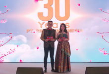 30th Anniversary PT Rinnai Indonesia by MC Samuel Halim
