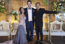 Wedding of Bas De Jong & Putri Naya by MC Samuel Halim