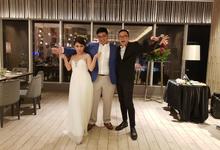 Wedding of Chris & Tris by MC Samuel Halim
