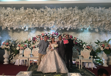 Wedding of Yudi & Angel by MC Samuel Halim