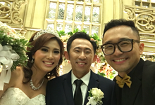 Wedding of Ronny & Verra by MC Samuel Halim