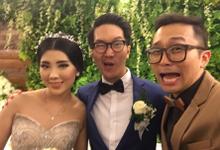 Wedding of Obrey & Tasya by MC Samuel Halim