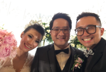 Wedding of Aggro & Adel by MC Samuel Halim