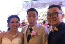 Wedding of Erwin & Cynthia by MC Samuel Halim