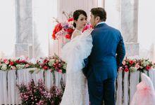 WEDDING OF KELVIN & DEBORA by La'SEINE Function Hall