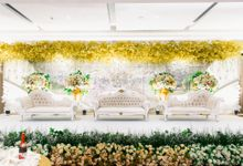 Wedding Caroline & Adrian by Duta Venues
