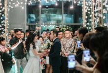 Wedding of Patrick & Peggy by La'SEINE Function Hall