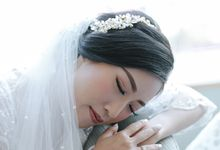 Wedding Arnold & Agnes by Monchichi