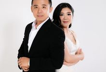 Patrick & Peggy Prewedding by csmakeuparts