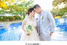 Charina & Manuel Wedding Day by Michael Montaño Photography