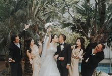 The Wedding of Michelle and Agastya by Hello Elleanor