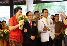 The Wedding of Putri and Ingan by MC Wedding Banna