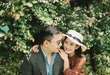 Marco & Kartika Couple Session by Sincera