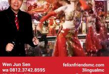 Felix3lingualmc Performed at RitzCarlton by FelixnFriends 3lingual mc-ent-wo