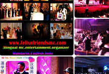 Wedding-Engagement-Anniversary by FelixnFriends 3lingual mc-ent-wo