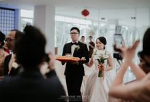 Holy Matrimony of Mario & Dita by WYMM Organizer