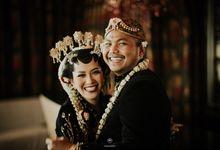 From the wedding of Margita & Dwinan by Gendiswarna