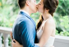 Gab + Jessica Wedding by OneCarlo Photography