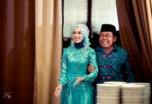 Icha + Leo E-Day by feriadi heru photography