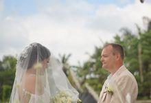 Mike & Esther Wedding by SOMETHING BLUE WEDDING