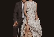 Adi & Eunice by Leo Vir