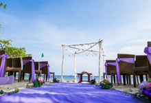 The Beachside Wedding of Rushell & Michelle by Media Man Entertainment Music Production