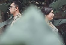Mega - Husni Engagement by Karna Pictures