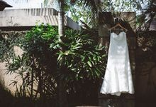 Villa Semara Wedding of Megan and Will by EYECON Photography Bali