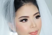 Trial bride Febrina by Megautari Anjani