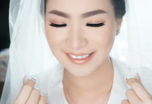Bride Michelle Budiman - 28jan2018 by Megautari Anjani
