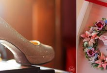 Wedding megen & adit by Oculuz Photography