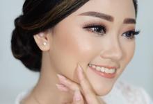 Bridal Makeup for Marcia by Meiskhe Make Up Artist