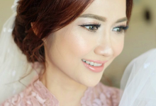 Bride Yolanda by Meiskhe Make Up Artist